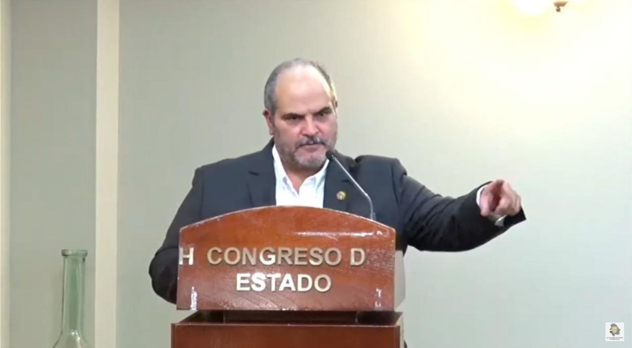 Destaca Benjamín Carrera acciones a favor de la niñez en segundo informe legislativo