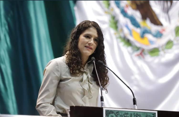 Sería Bertha Alcalde Luján la nueva Superdelegada federal