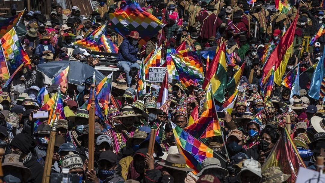 Alerta Evo Morales sabotaje en elecciones a tres días de comicios en Bolivia