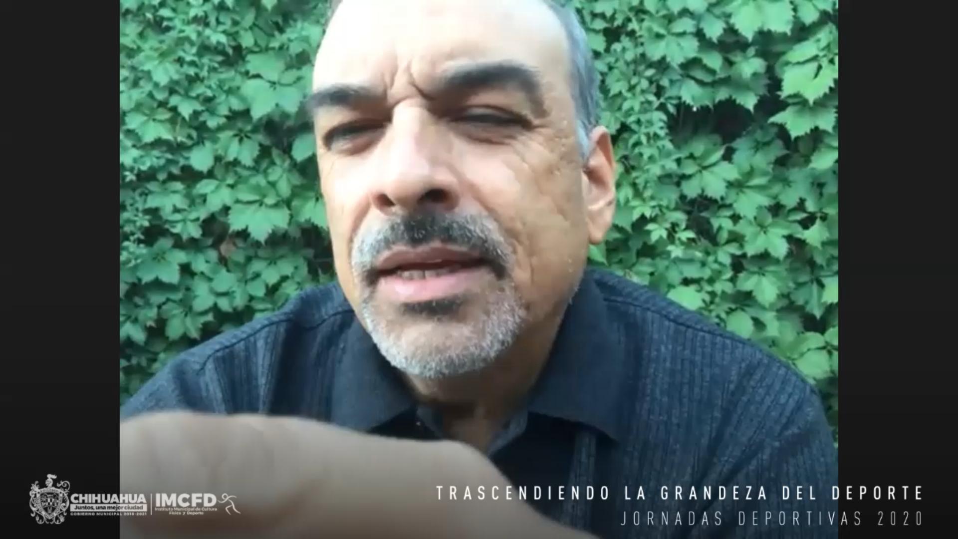 """""""CRÓNICA DEPORTIVA"""" DE LAS JORNADAS TRASCENDIENDO LA GRANDEZA DEL DEPORTE"""