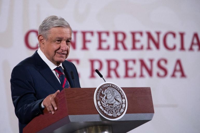 """Regreso del general Cienfuegos a México no significa impunidad: AMLO; """"México actúa bajo principios legales"""""""