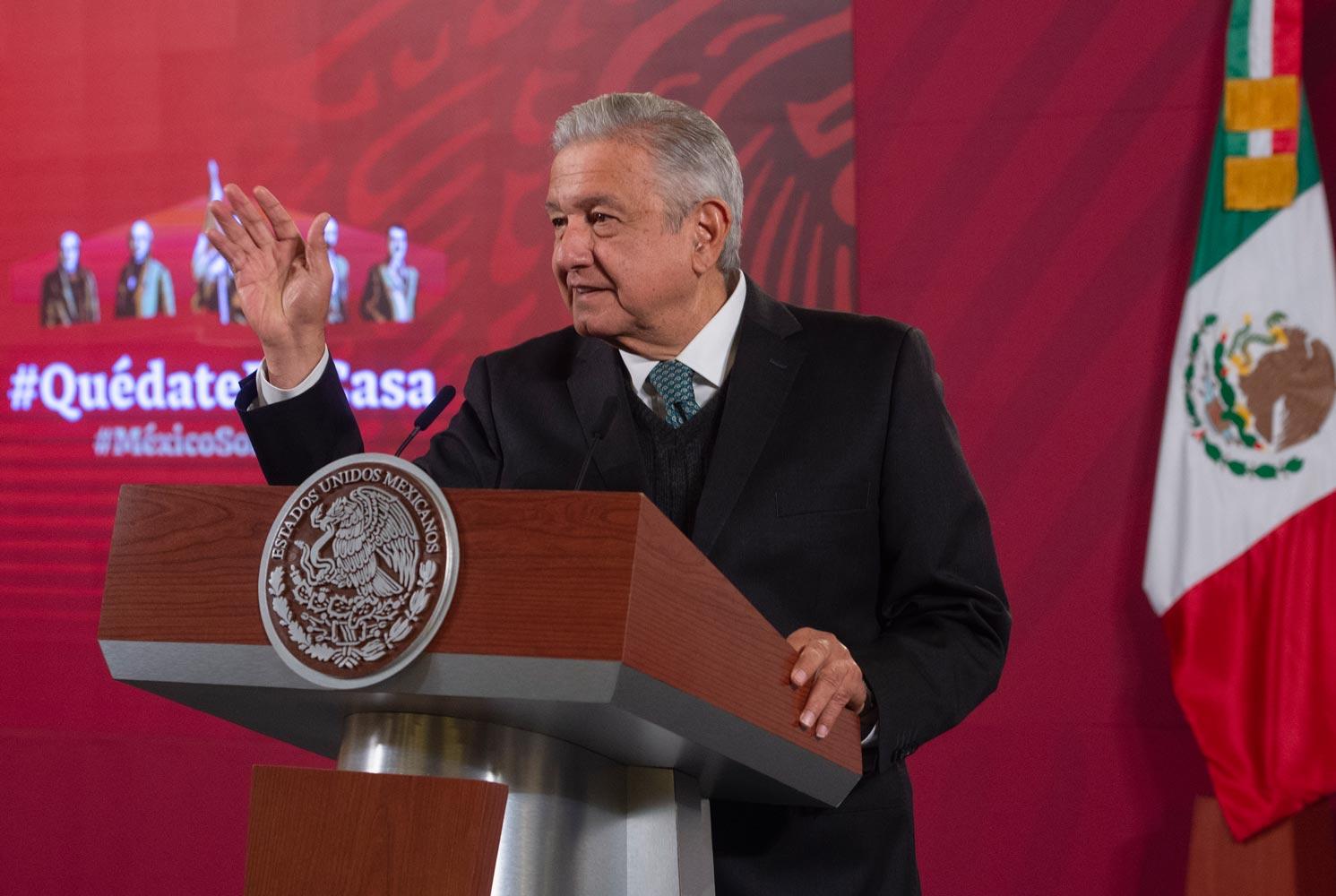 """""""Se mantendrá cooperación con Estados Unidos en caso Cienfuegos"""": AMLO"""