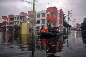 Gobierno federal continúa atendiendo a damnificados de Tabasco, Veracruz y Chiapas: AMLO