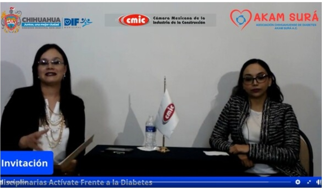 Arranca Municipio Jornadas Interdisciplinarias frente a la Diabetes