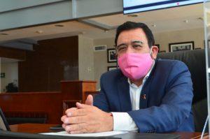 Ley cubreboca es cortina de humo para esconder ineficacia del gobierno de Corral: Morena
