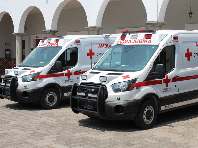Se comprarán ambulancias con aguinaldos de altos funcionarios federales: AMLO