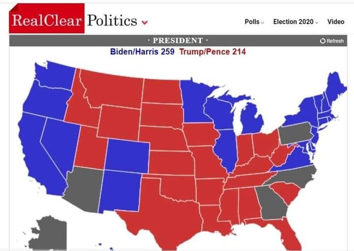 Autorizan investigar supuestas irregularidades y fraude en elección de Estados Unidos