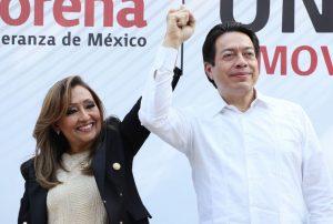 Va otra mujer por Morena, Lorena Cúellar gana encuesta en Tlaxcala