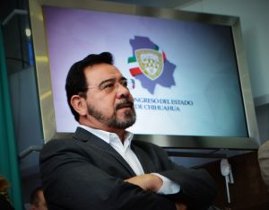 Llama Colunga a la unidad y a respaldar a Juan Carlos Loera para lograr la transformación en Chihuahua