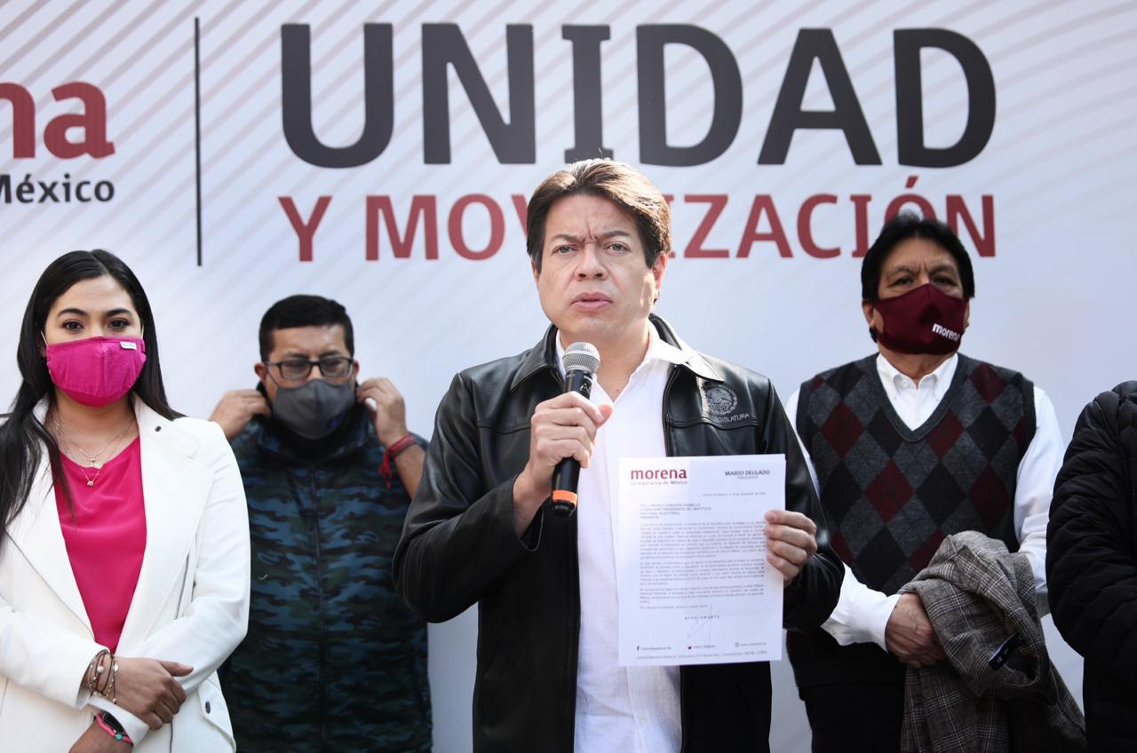 Invita Morena a demás partidos sumarse a otorgar tiempos de radio y tele para informar sobre COVID19