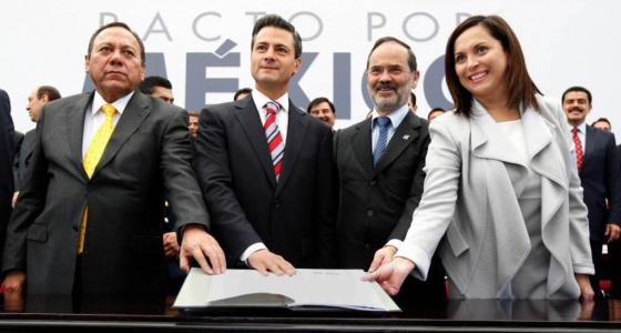 """""""Fuera máscaras"""", formaliza oposición alianza electoral en el PRIAN-RD contra la Cuarta Transformación"""