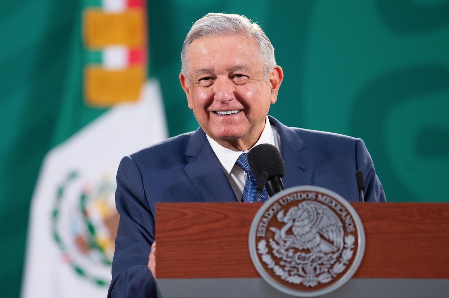 Fortalece Presidencia atención a migrantes mexicanos en retorno, destaca AMLO crecimiento de remesas
