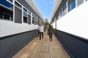 Sostiene AMLO que Guardia Nacional goza de respeto y aceptación de la sociedad