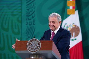 """Acepta México llamado de la ONU para redistribuir vacunas contra COVID19 a países pobres, """"tenemos que ser solidarios"""": AMLO"""