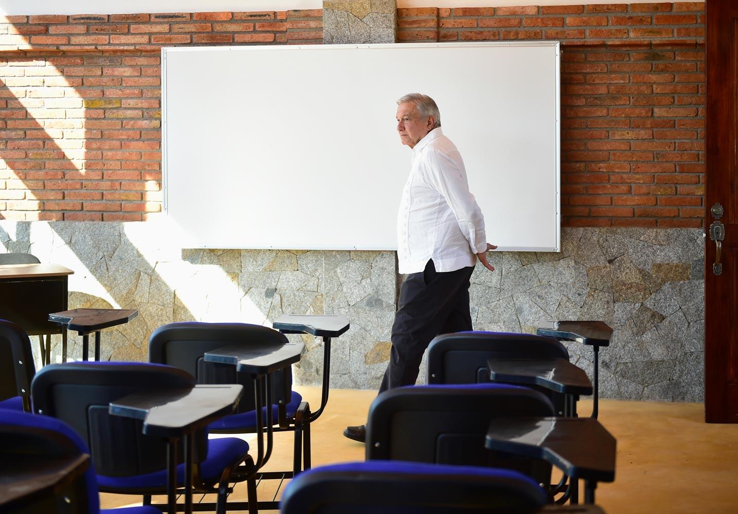 Van 140 Universidades del Bienestar inauguradas por AMLO