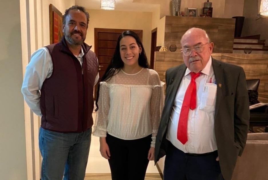 Analizan Loera y Aguilar perfiles para candidatos del PT