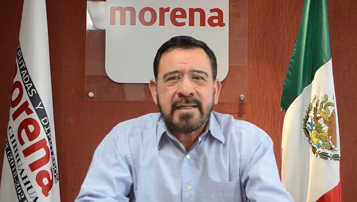 """""""Cada chihuahuense debe 16 mil 367 pesos sin haber acudido a una institución financiera"""", pide Colunga a diputados evitar endeudamiento"""