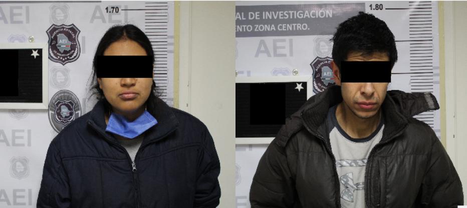 Vinculan a proceso a pareja detenida por la muerte de un bebé