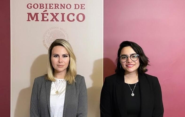 Asume Fernanda Barrón coordinación de Jóvenes Construyendo el Futuro en Chihuahua