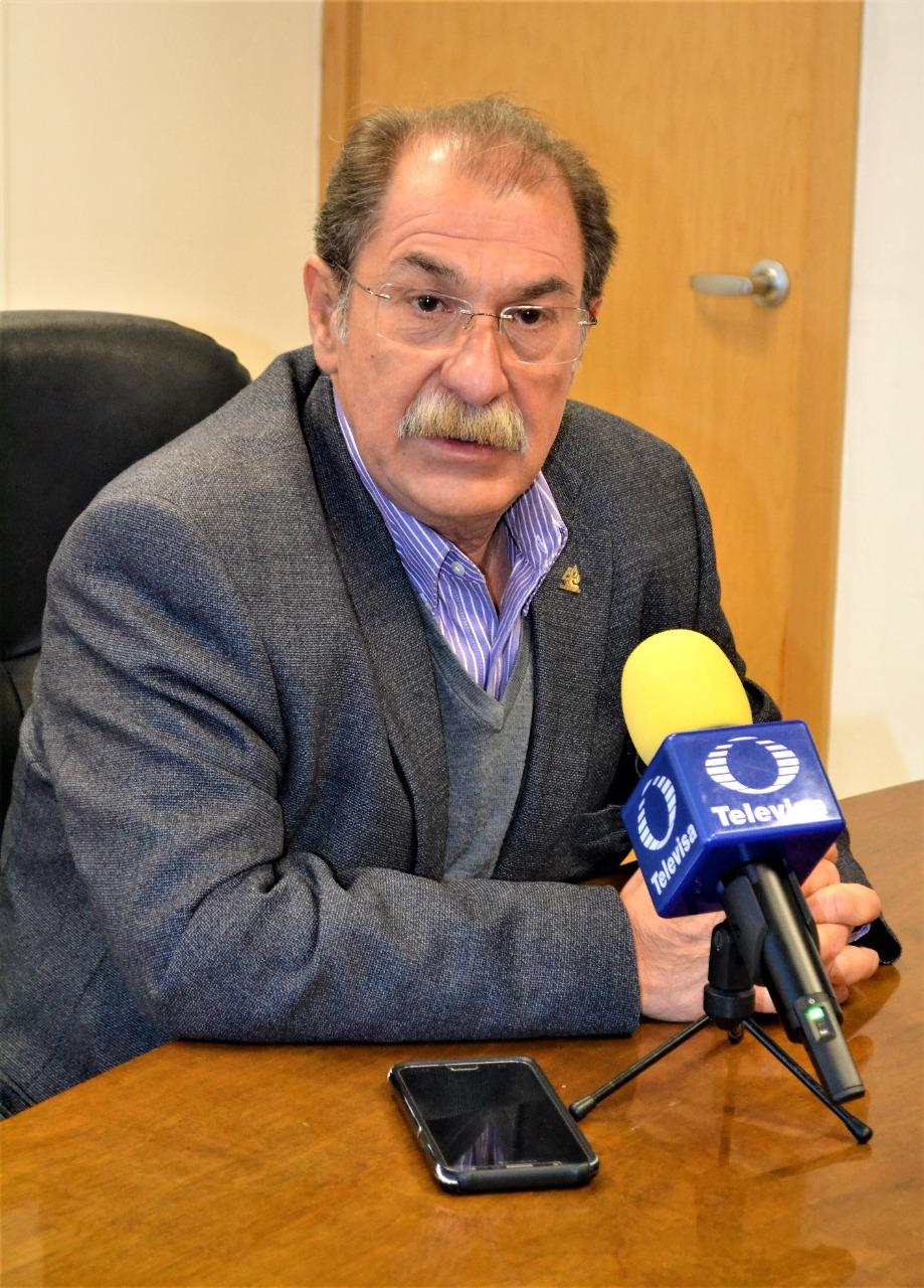 DESIGNAN A MANJARREZ PRESIDENTE DE LA COMISIÓN DE SEGURIDAD Y JUSTICIA DE COPARMEX