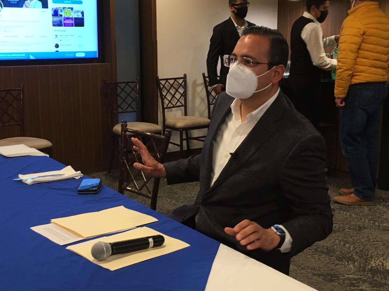 Va de lleno Marco Bonilla a buscar la candidatura a la alcaldía de Chihuahua