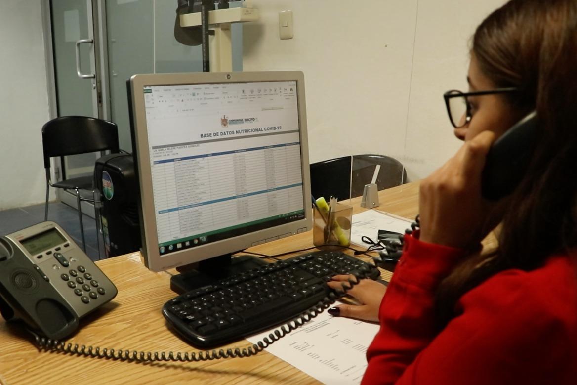 Brinda IMCFD atención a usuarios de centros deportivos con call center