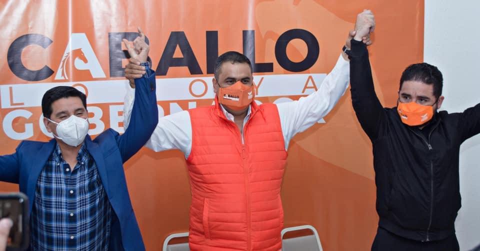 Priorizaremos la salud y el empleo: Alfredo Lozoya en Delicias