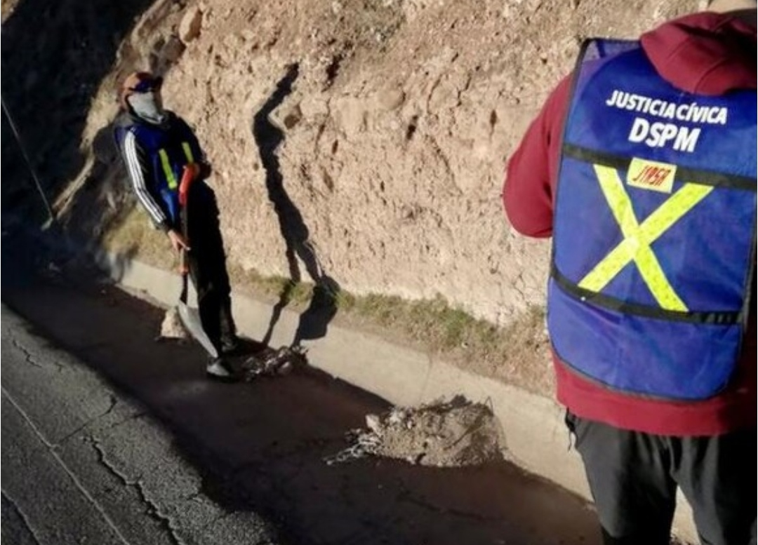 Detenidos por la Policía Municipal podrán pagar faltas con trabajo comunitario