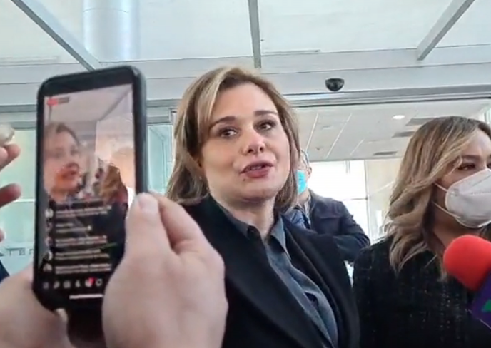 """""""No confío en la Fiscalía, parece que solo quieren una foto de la audiencia"""": Maru Campos"""