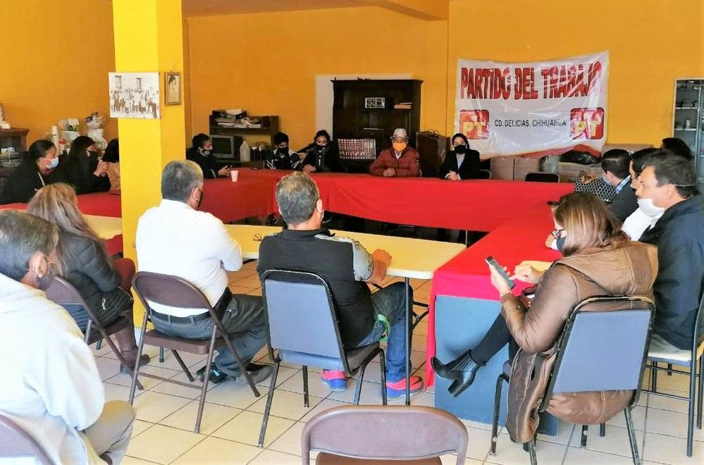 """""""El PT contará con los mejores perfiles para esta elección"""": América Aguilar"""