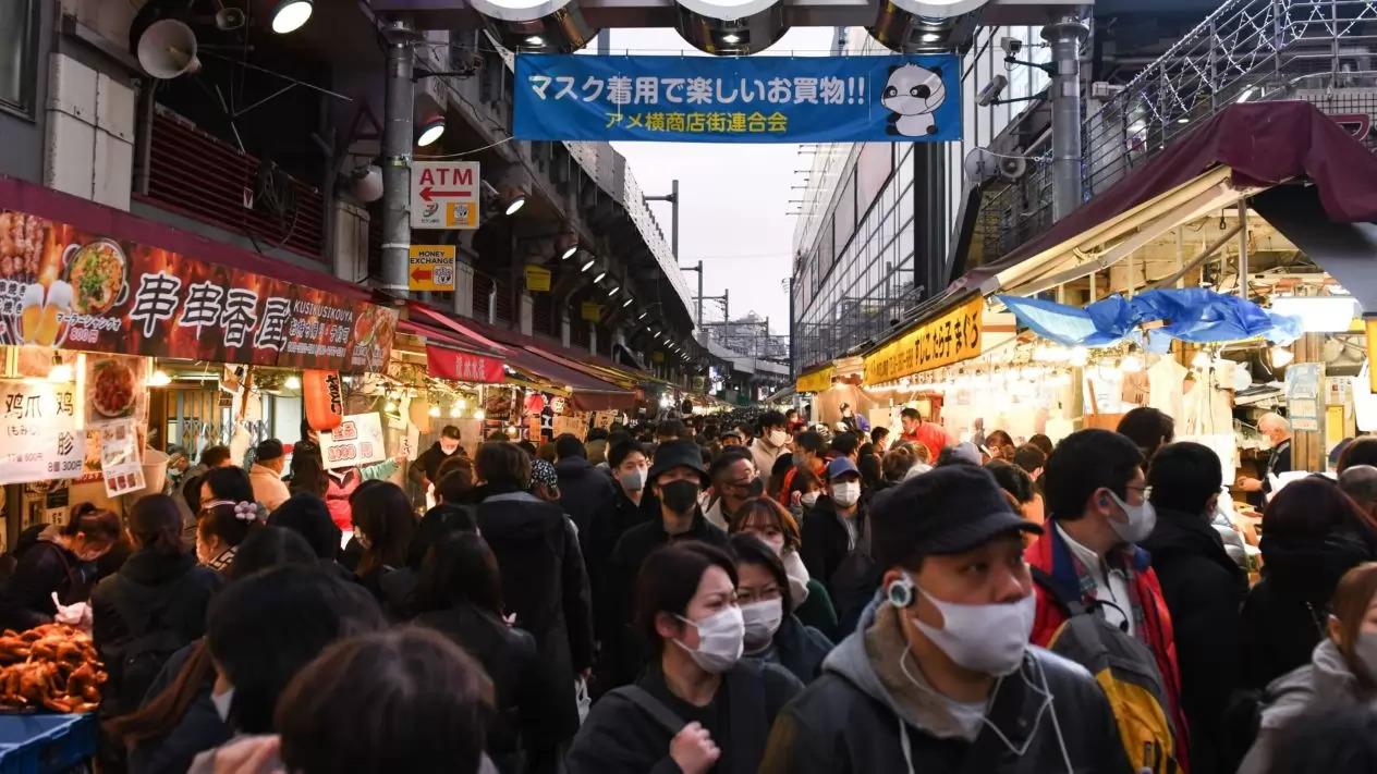 Declaran emergencia sanitaria en Tokio ante récord de contagios de COVID19