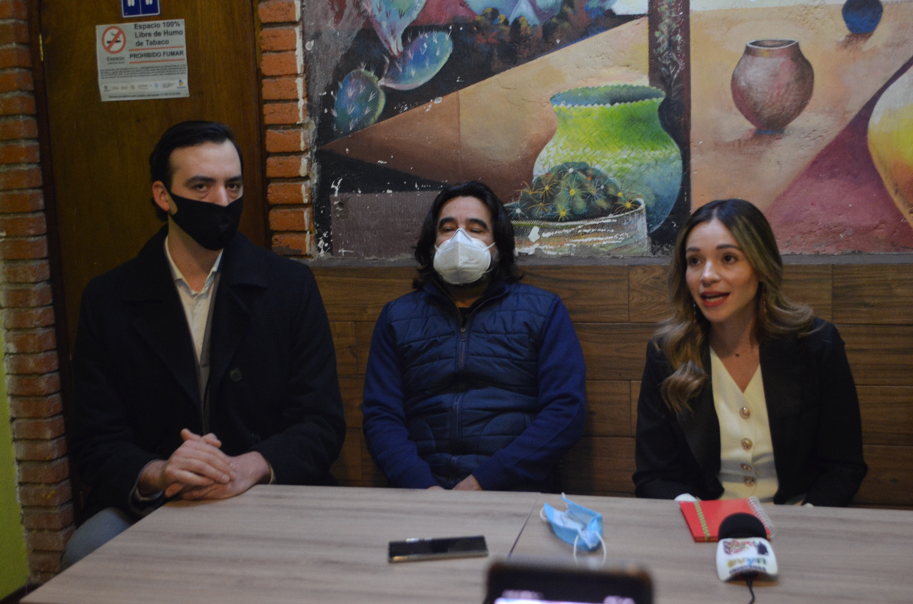 Arriba a Morena regidora Mónica Borruel, renuncia al PAN