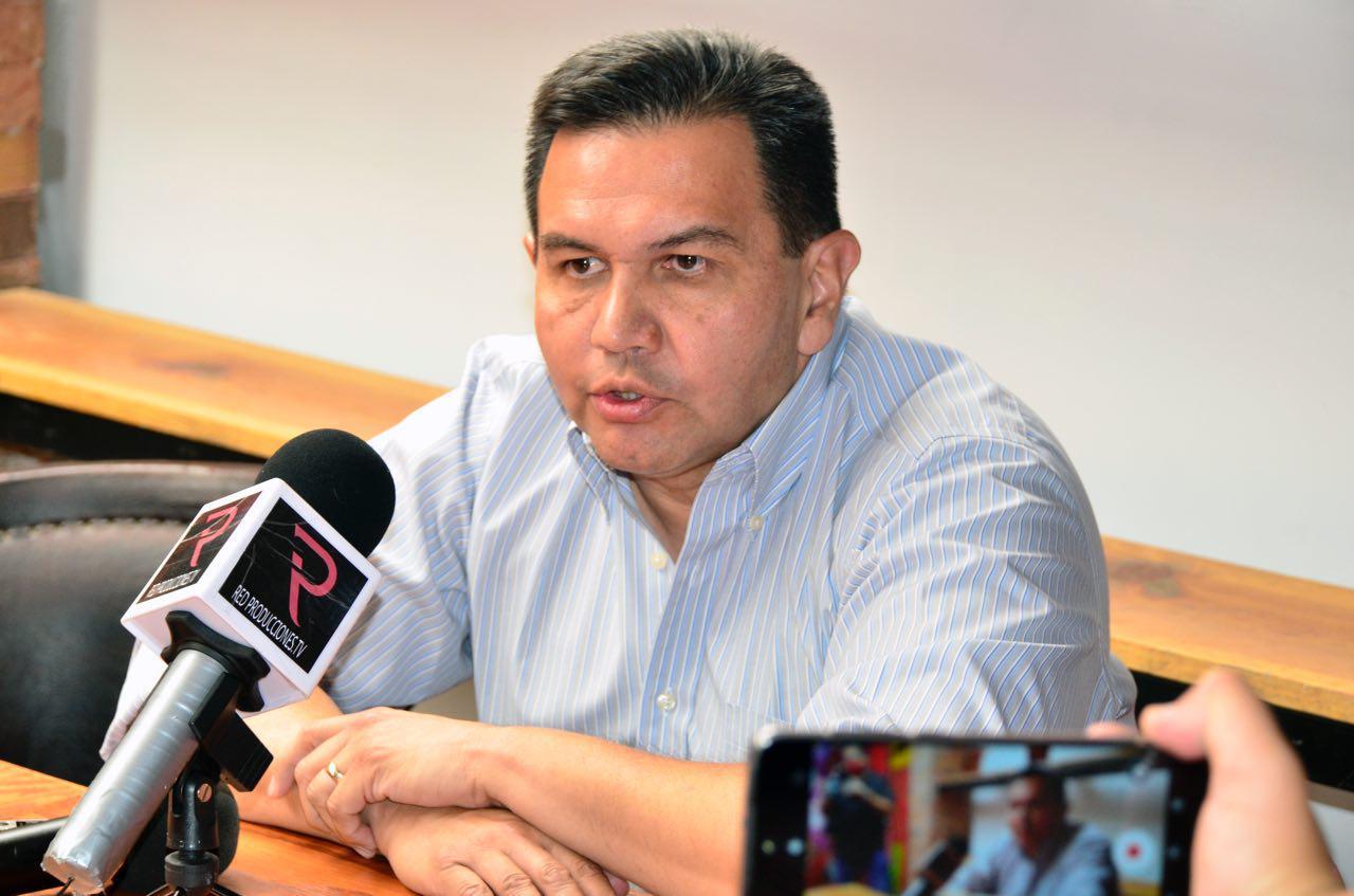 Insiste Pérez Cuéllar en tumbar candidatura de Loera por Morena, va ahora al Tribunal Estatal Electoral