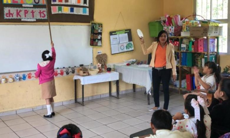 Por regresar en Chiapas y Campeche a clases presenciales