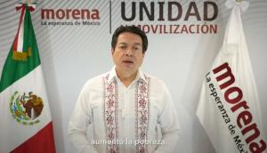 PRIAN subió impuestos para pagar sis errores y privilegios: Mario Delgado