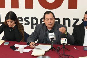 Abogado de Maru Campos fue ex empleado del Poder Judicial y tiene influencias para diferir audiencias: Castrejón