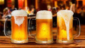 Periodista probó el ayuno con cerveza y bajó 11 kilos