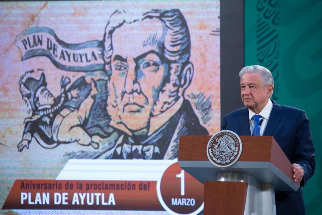 Celebra AMLO respuesta de mandatarios estatales al Acuerdo Nacional por la Democracia