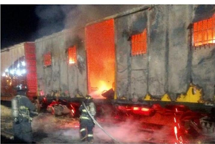 Atendió Cuerpo de Bomberos más de 700 incendios durante enero y febrero