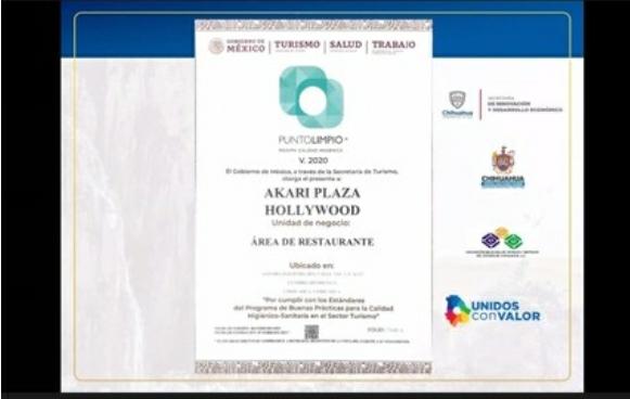 "Entrega Gobierno Municipal ""Distintivo Punto Limpio"" a 100 empresas"