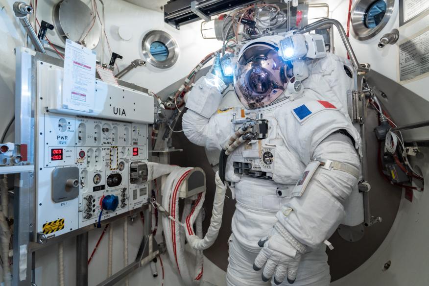 Recluta Agencia Europea Espacial nuevos astronautas