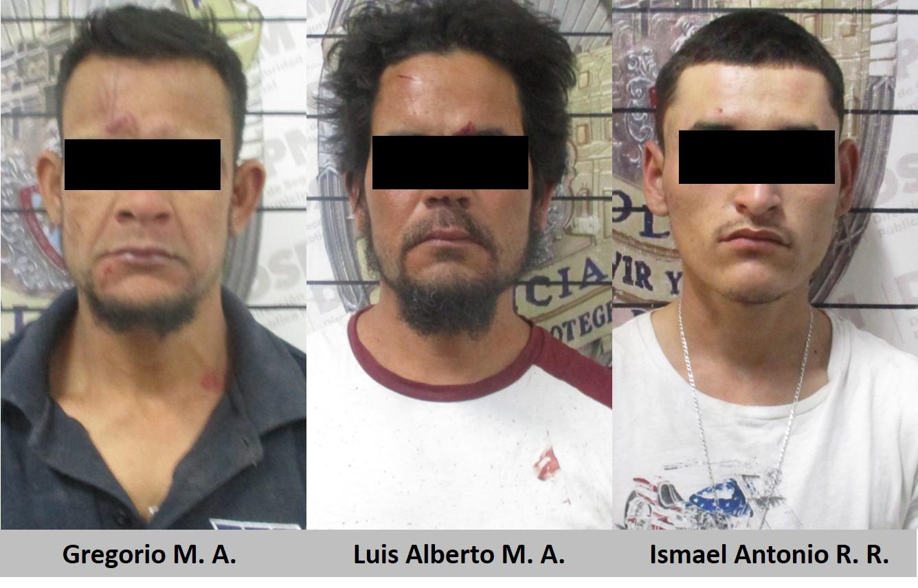 Evita Policía posibles acciones de narcomenudeo