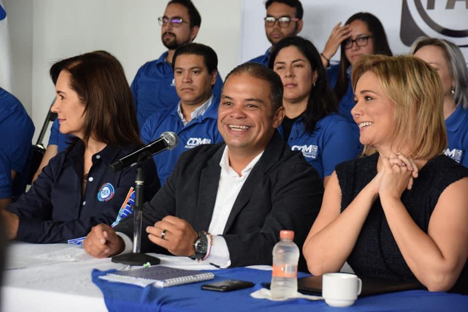 MC y Morena arrancan campaña con ataques: PAN