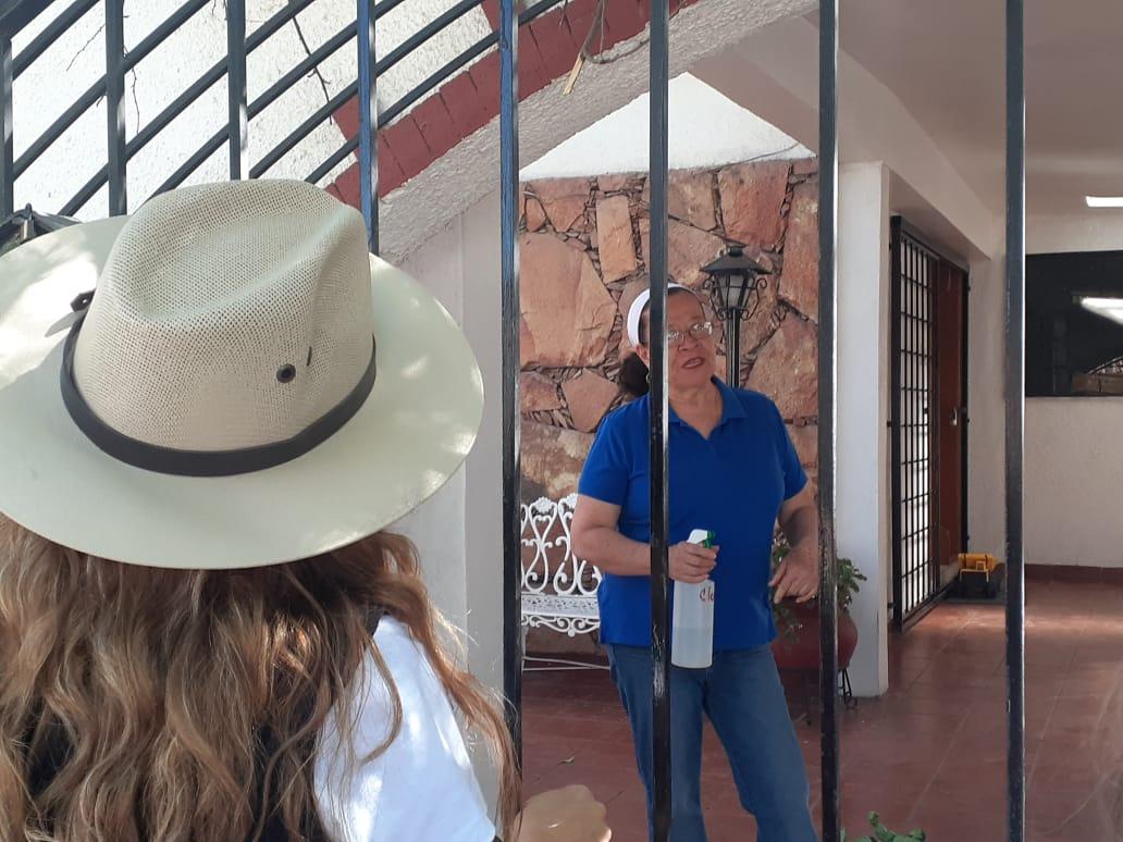 Confían vecinos de colonia Lourdes en proyecto del PAN vs Gobierno Federal