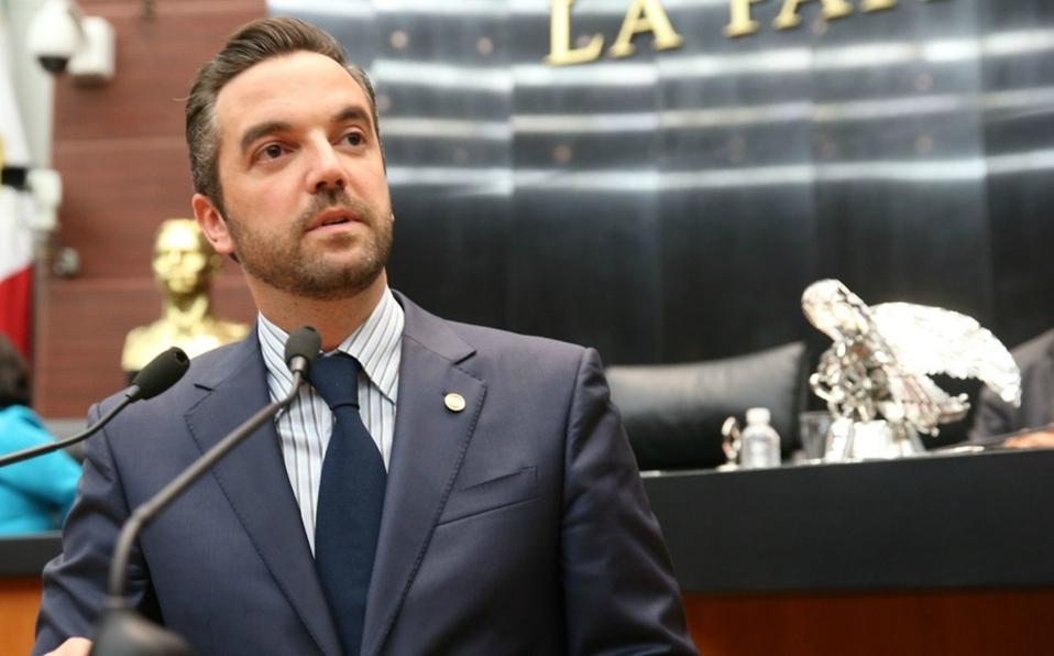 Decretan prisión preventiva al panista Jorge Luis Lavalle por caso Lozoya