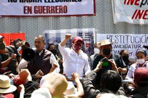 Insiste INE en tumbar candidaturas a gobernador de Morena en Guerrero y Michoacán