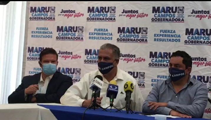 Corral violenta la presunción de inocencia: García Portillo
