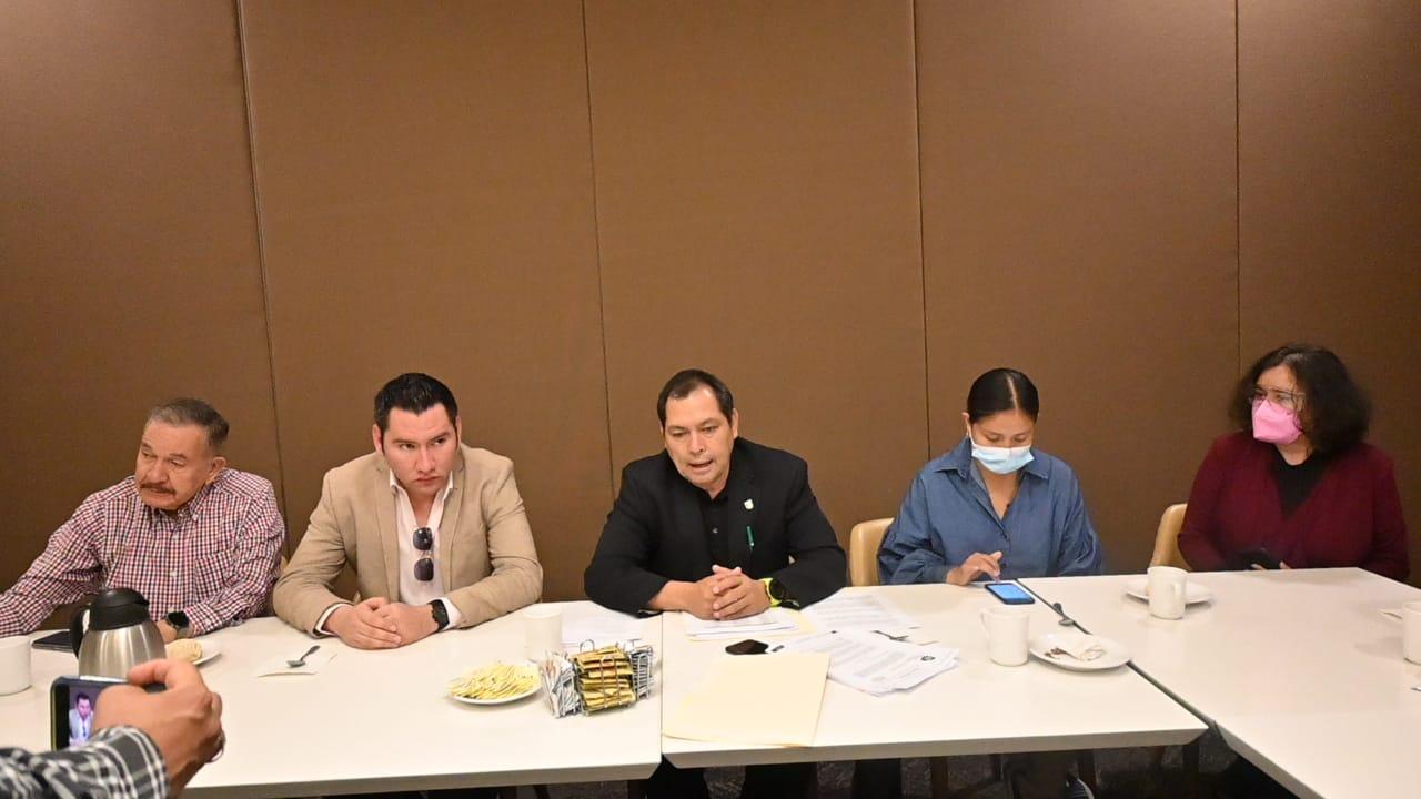 Se tambalea candidatura de Campos Galván, se sumará delito de fraude procesal: CSP