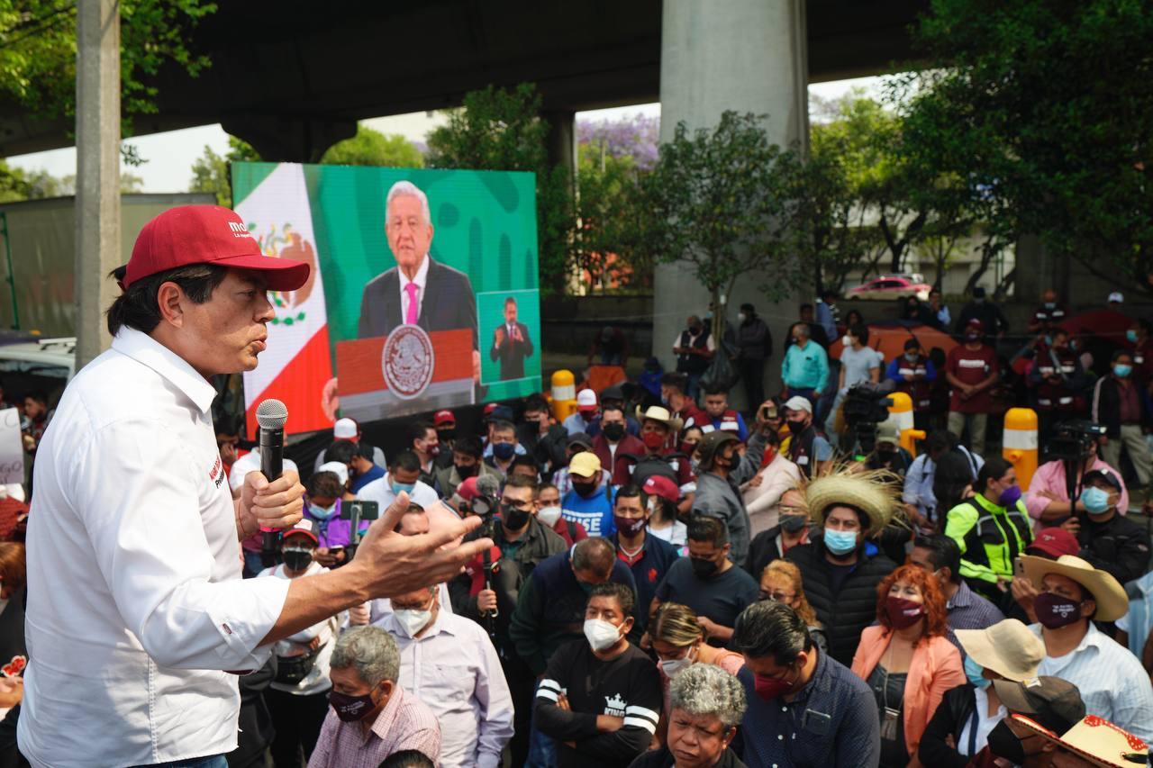 """""""Consejeros del INE tienen hoy la opción de ser imparciales o de confirmar que son empleados del PRIAN"""": Delgado"""