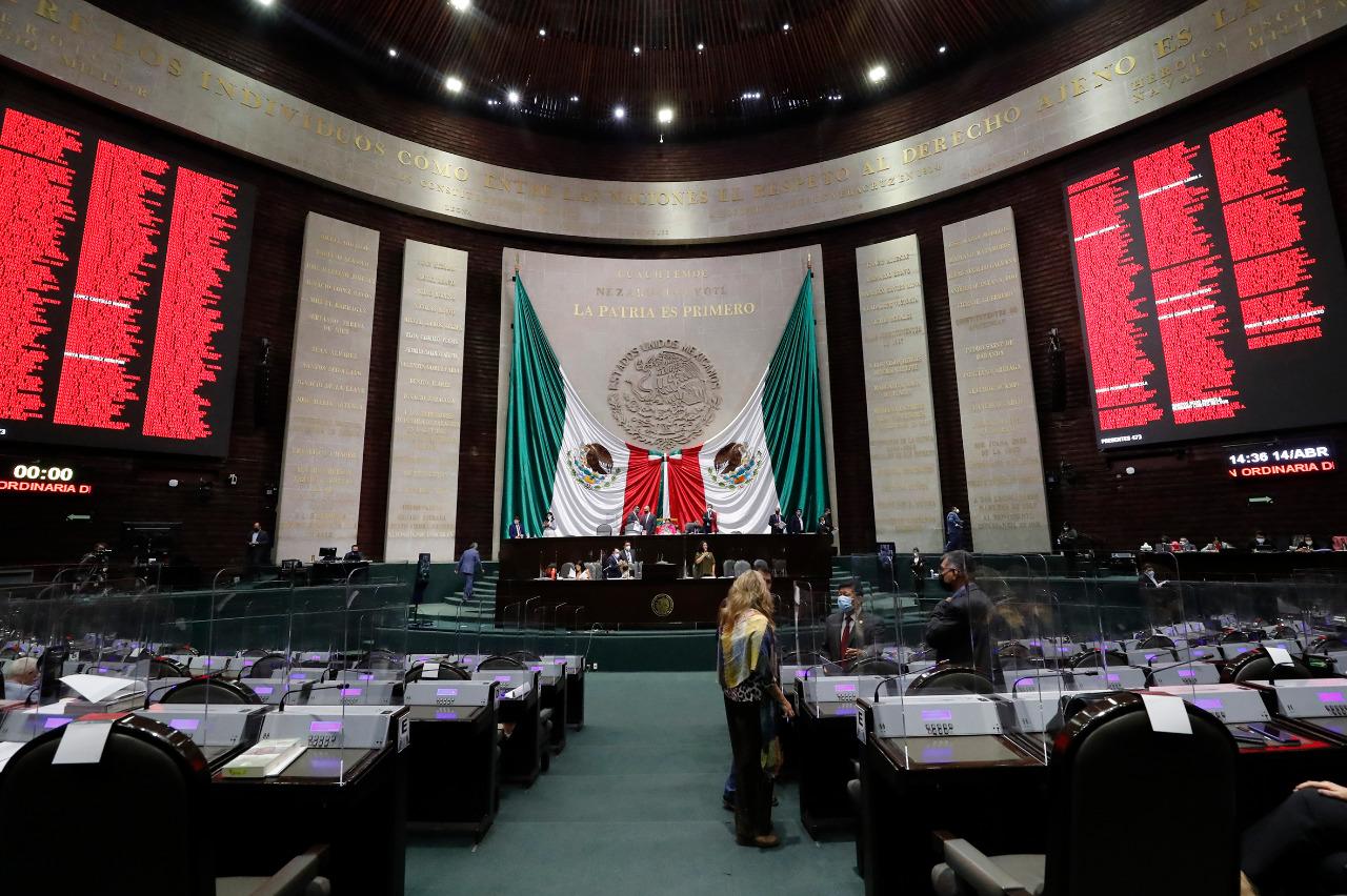 Aprueban diputados Ley de Hidrocarburos de AMLO para fortalecer Pemex y contra robo de combustibles